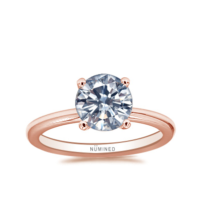 Alexandra Trellis Solitaire Engagement Ring