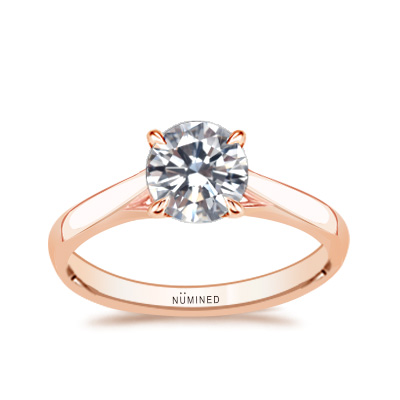 Brooklyn Solitaire Engagement Ring